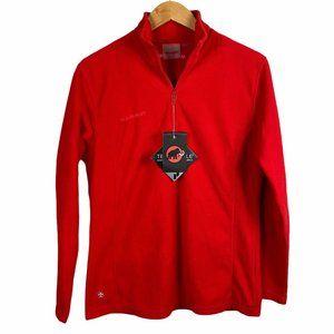 NWT MAMMUT Tecnopile Fleece Pullover XL
